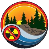 We the Nuclear Free North logo